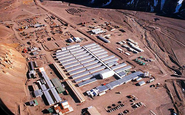 Otra vez Barrick: nuevo derrame de cianuro en la mina sanjuanina Veladero